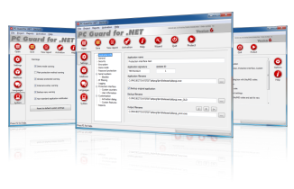 Delphi software protection with PC Guard